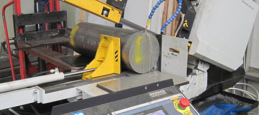 Produkcja części maszyn