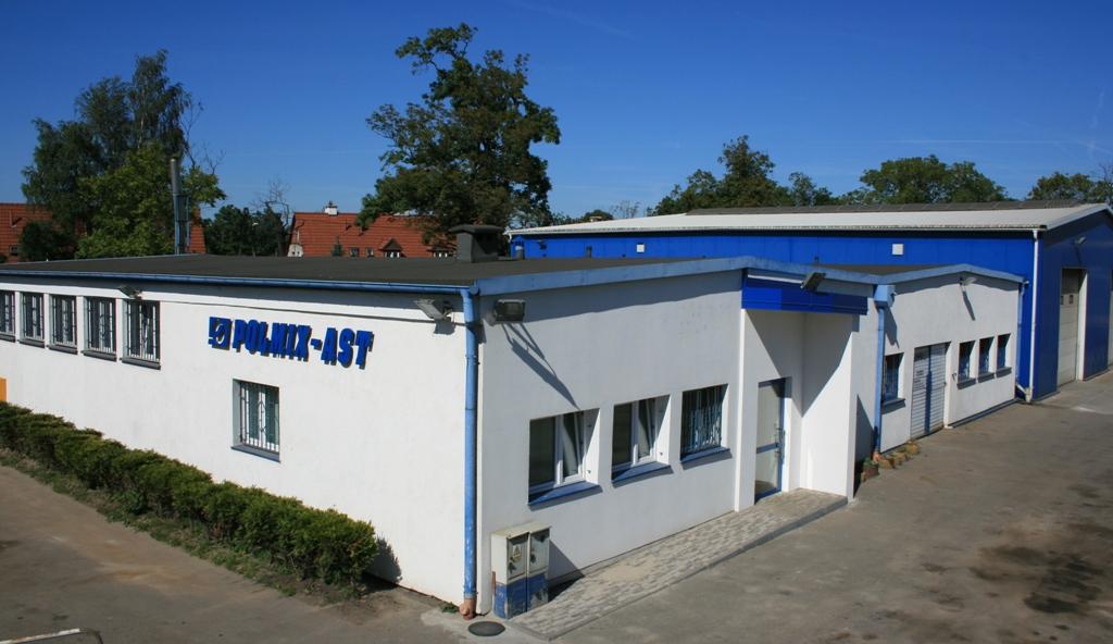 Firma Polmix-Ast Gdańsk