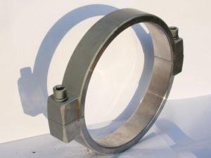 Kołnierz montażowy pierścienia ślizgowego S9 HPG CIFA - nr kat. 245220