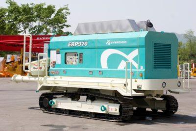 Concrete pump Everdigm ETP 970 Crawler 01