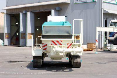 Concrete pump Everdigm ETP 970 Crawler 03