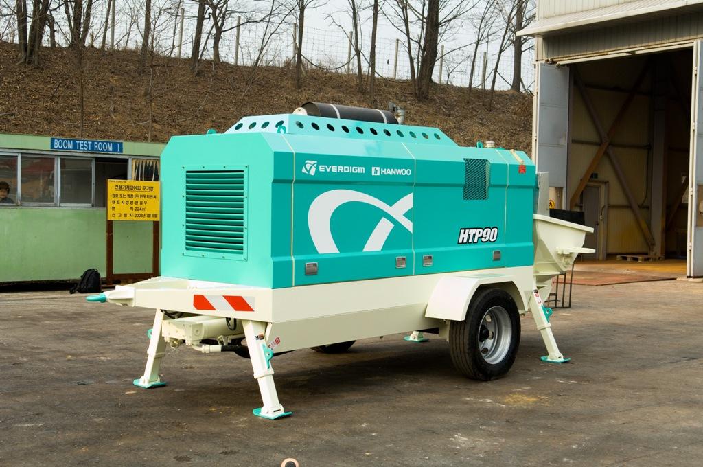 Trailer pump Everdigm ETP 970 01