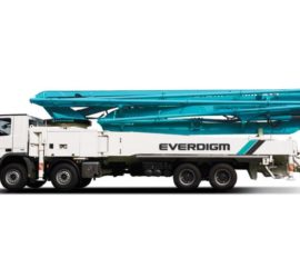 Автобетононасос Everdigm ECP 56 CX-5 00