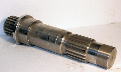 S-valve shafts HPG S8 CIFA 238151