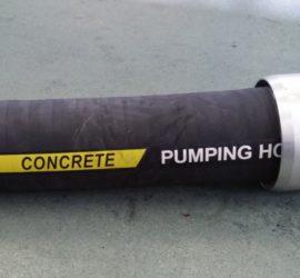 Węże do pompowania betonu 02