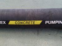 Węże do pompowania betonu 06