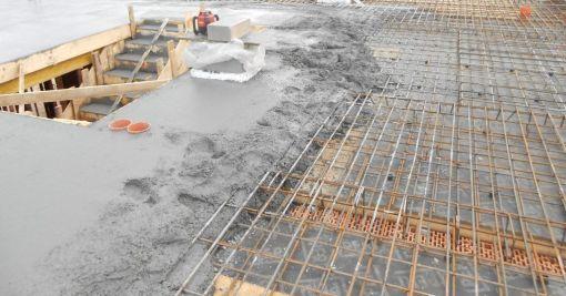 Pompowanie betonu przy niskich temperaturach 01