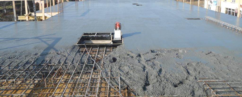 Projektowanie mieszanki betonowej