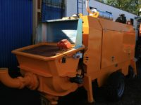 Stationary concrete pump PSCP 02