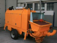 Stationary concrete pump PSCP 05