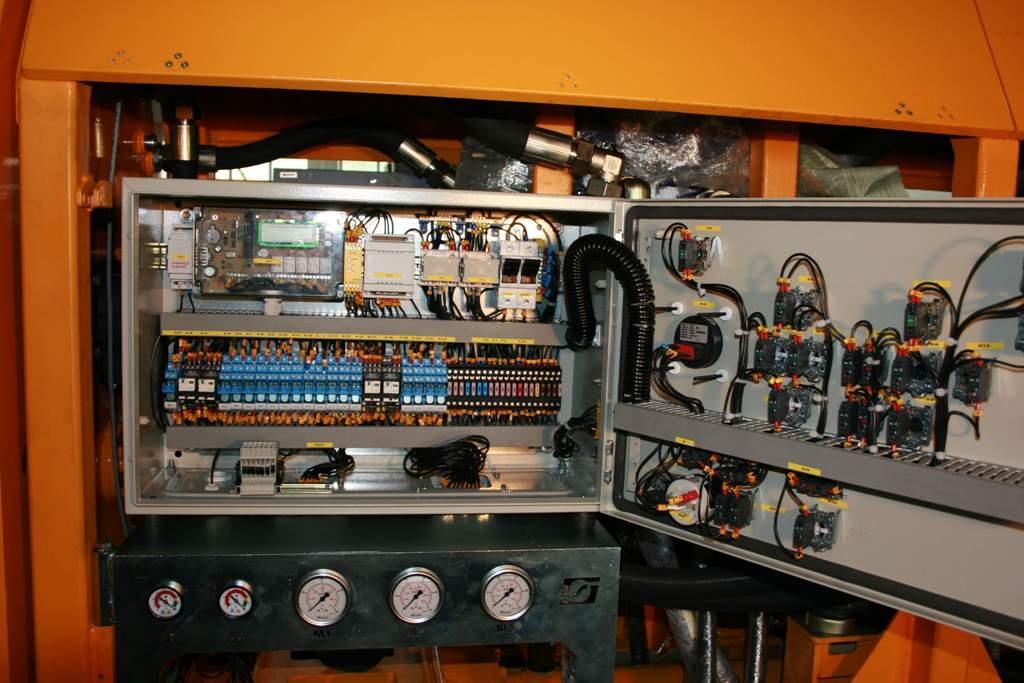 Stationary concrete pump PSCP 06