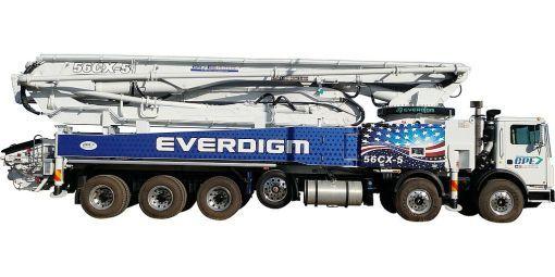 Pompa Everdigm ECP 53 CS-5 01
