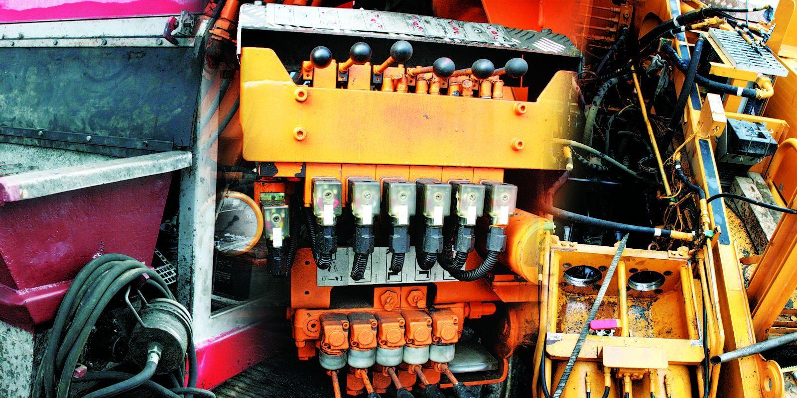 Services Concrete Pumps