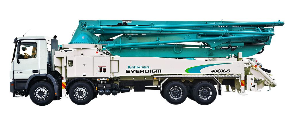 Concrete pumps Everdigm Co.