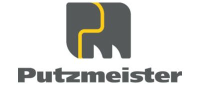 Pompy do betonu Putzmeister Logo