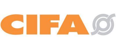 Pompy do betonu CIFA Logo