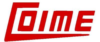Pompy do betonu COIME Logo