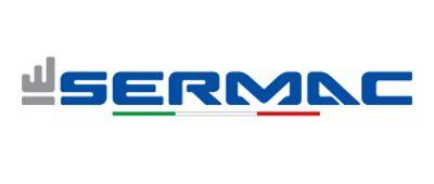 Pompy do betonu Sermac Logo