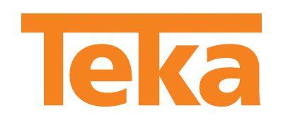 Pompy do betonu Teka Logo