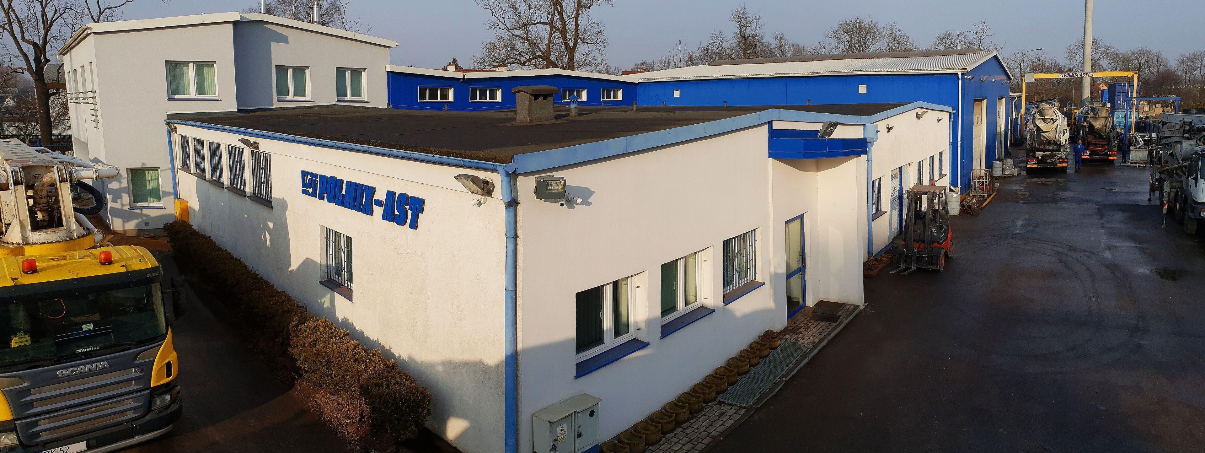 Предприятие технического обслуживания Polmix-Ast Гданьск