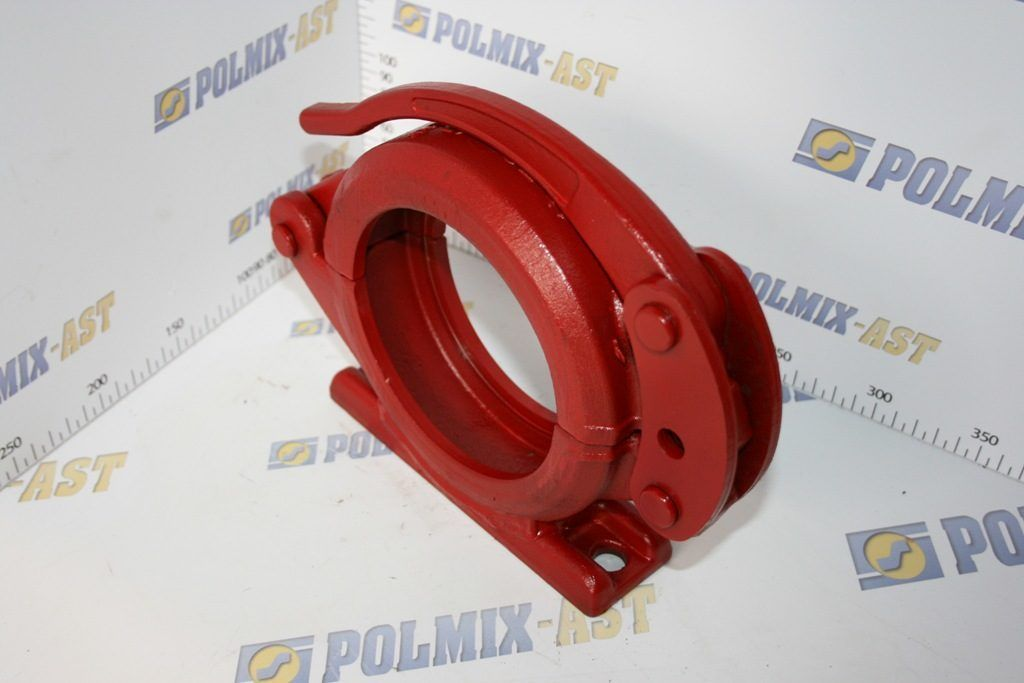 Clamp coupling 85 bar, one-bolt type, type OBC