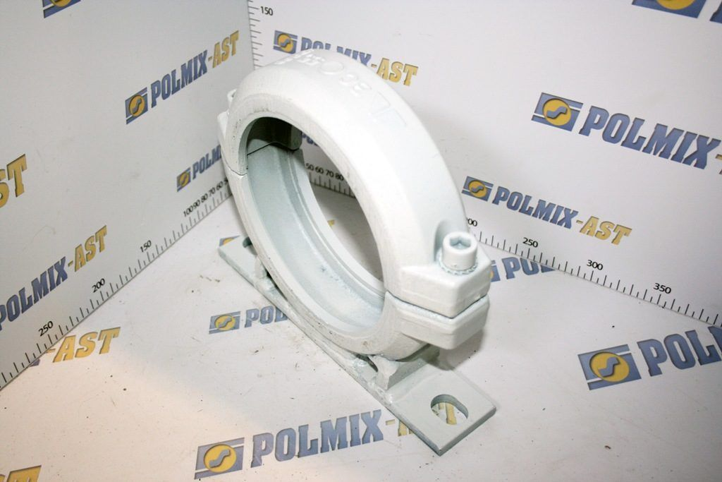 Clamp couplings 85 bar with adjustable lever, type ALC