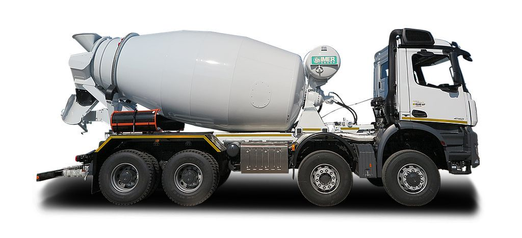 Imer Truck mixers 01